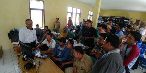 Dinas Pertanian Provinsi Jawa Barat dan Kab Pangandaran meresmikan program Jarkomluhdes untuk 20 Posluhdes di Pangandaran
