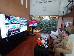 Vmeet-Pro digunakan oleh Provinsi Jawa Barat untuk menyelenggarakan program Deskpilkada