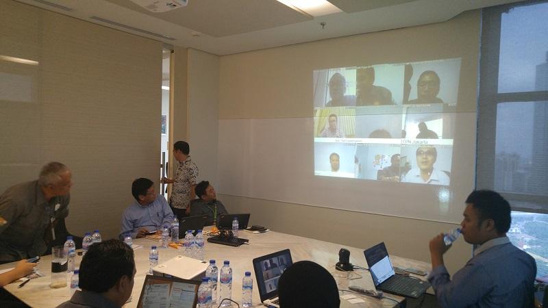 Bank BTPN mempercayakan Vmeet-Pro untuk komunikasi video conference antar cabang